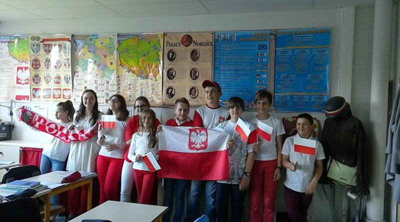 Dzień Flagi klasa 4ième